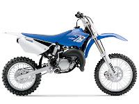 2013 Yamaha YZ85 2-Stroke motorcycle photos 3