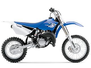 2013 Yamaha YZ85 2-Stroke Gambar Motor3