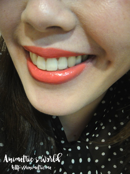 Tonymoly Lip Click Styling Color Lipstick Review