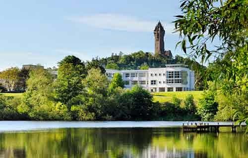 Wauton Scholarship, University of Stirling, UK