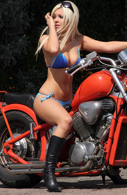 from Royce hot motorcycles nude girls