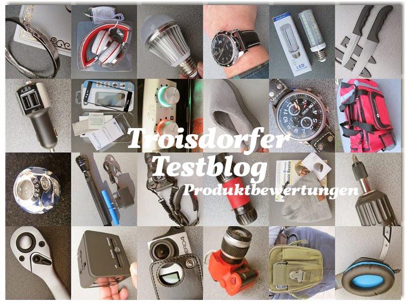 Privater Troisdorfer Testblog