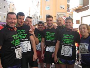 20ª cursa el raval Gandia 2012