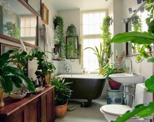 idee darredo per il bagno con piante httpwwwdesaineritarredamento designbagnopiante per arredare il bagno 50 ideephp
