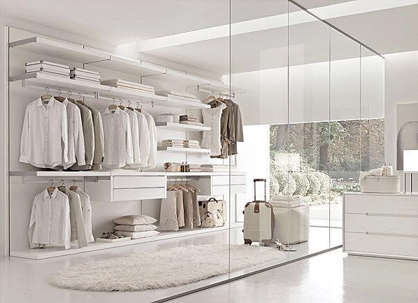 Modatime vestidores modernos for Armarios elegantes