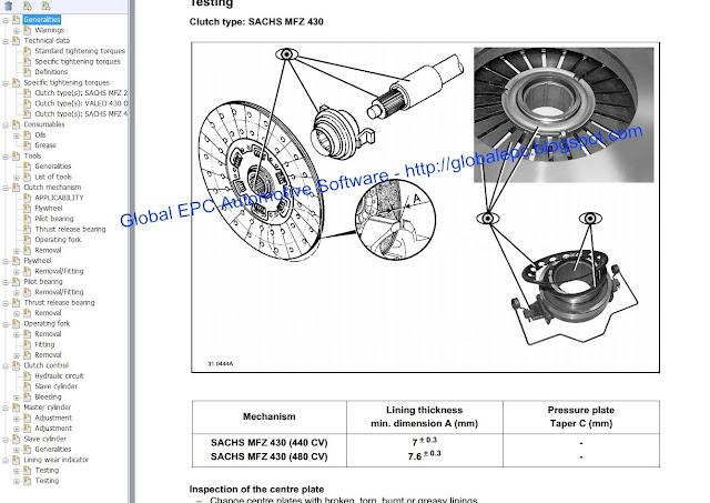 renault magnum user manual