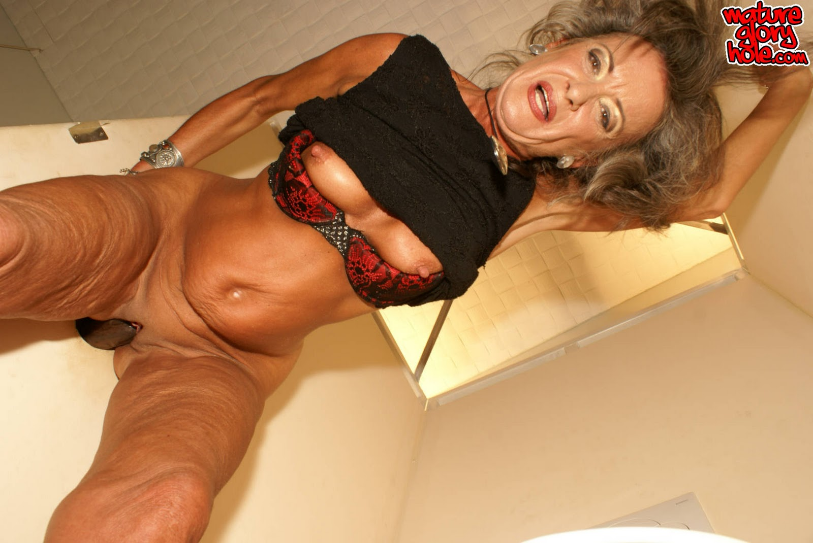 Mature Glory Hole - Agneta 53. Please Request OR It will Be Back Soon!
