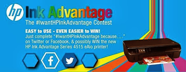 HP DeskJet Ink Advantage 4515 Printer, #IwantHPInkAdvantage Contest, HP, printer, deskjet printers