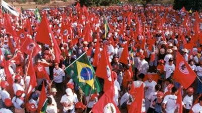 Brasil: MST INICIA JORNADA PELA REFORMA AGRÁRIA