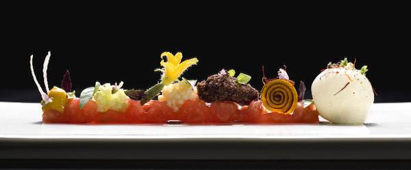 Black eiffel alinea restaurant - Alinea cuisine ...