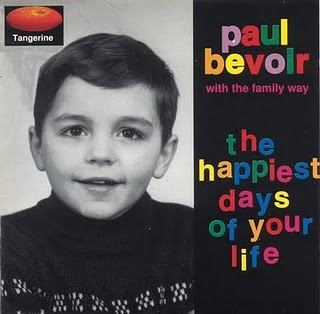Paul Bevoir The Happiest Days Of Your Life