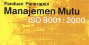 Sistem Manajemen Mutu ISO
