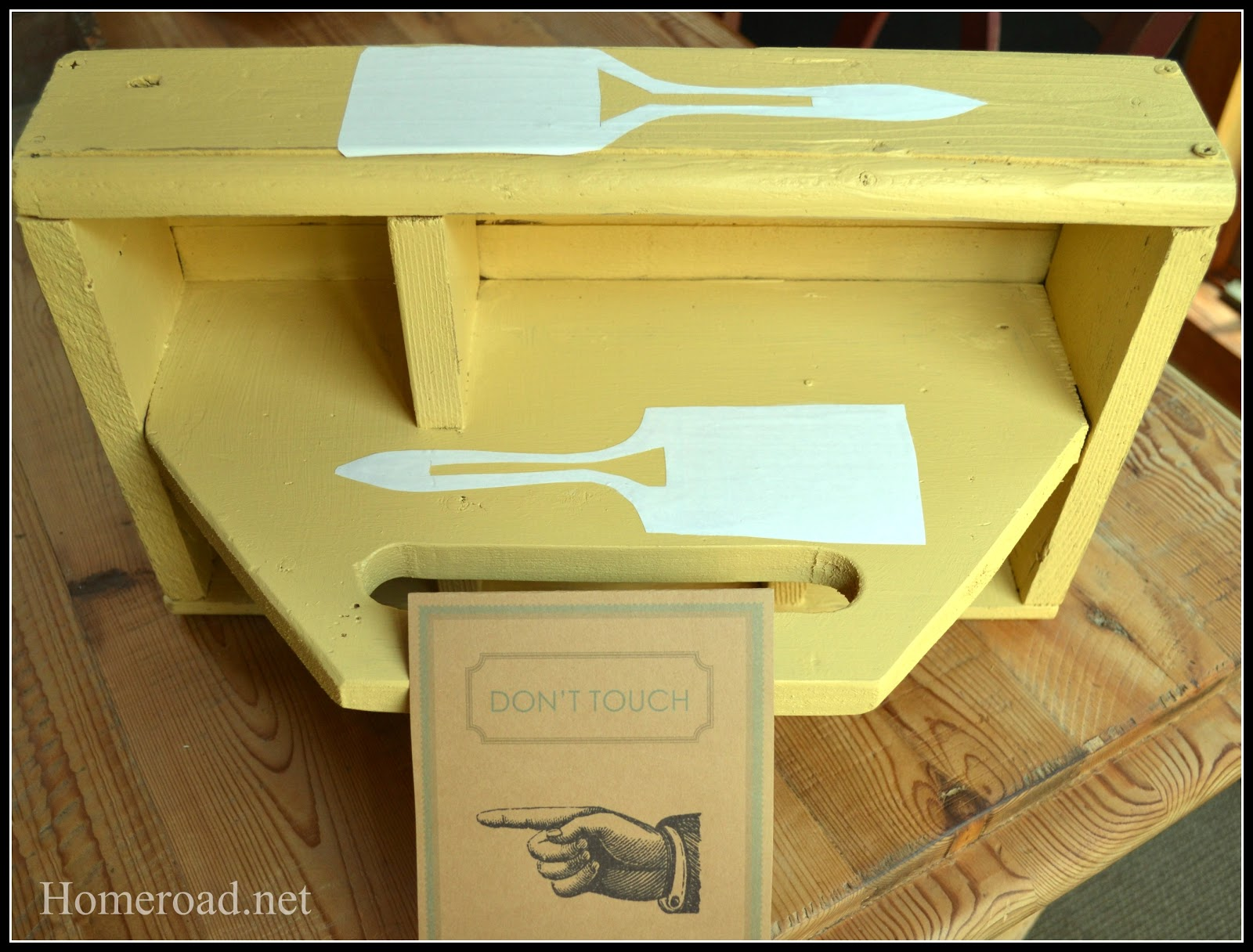 how to build a tool box