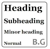 Manfaat dan Cara Penggunaan Hearder Tags pada Postingan Blog