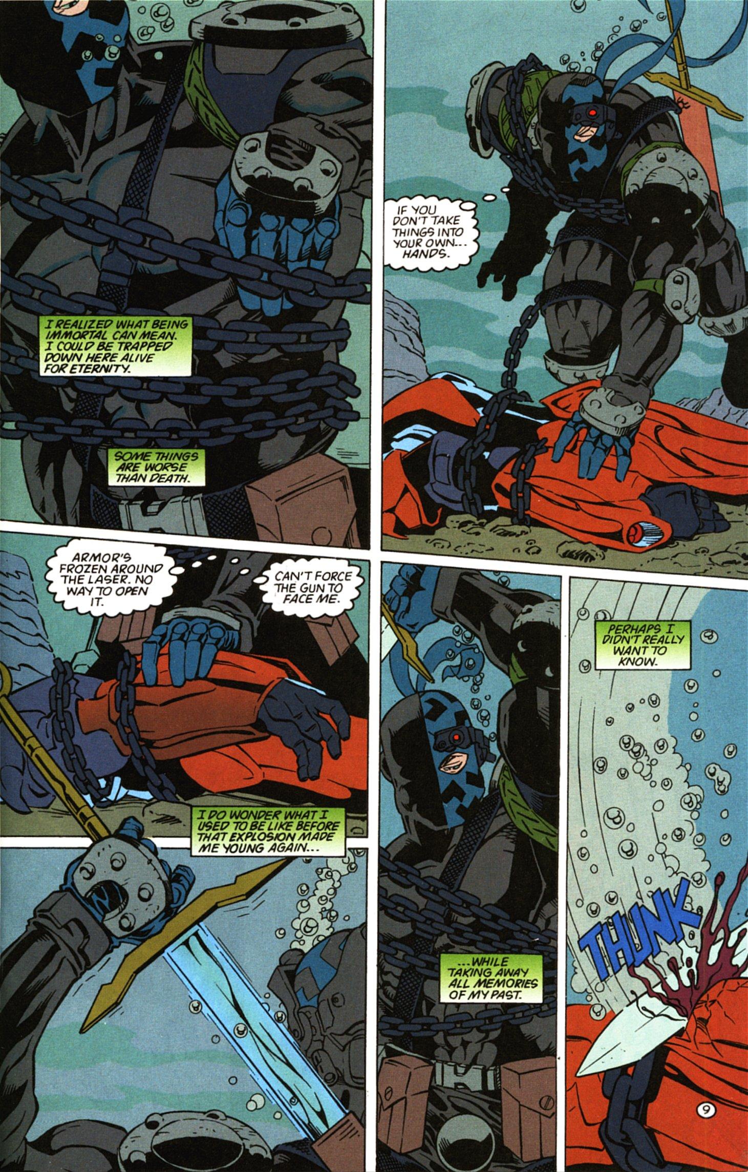 Deathstroke (1991) Issue #58 #63 - English 10