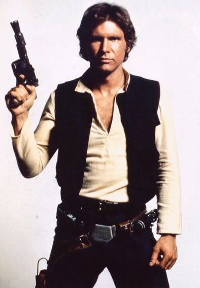 Star Wars - Han Solo - Personagens Clássicos