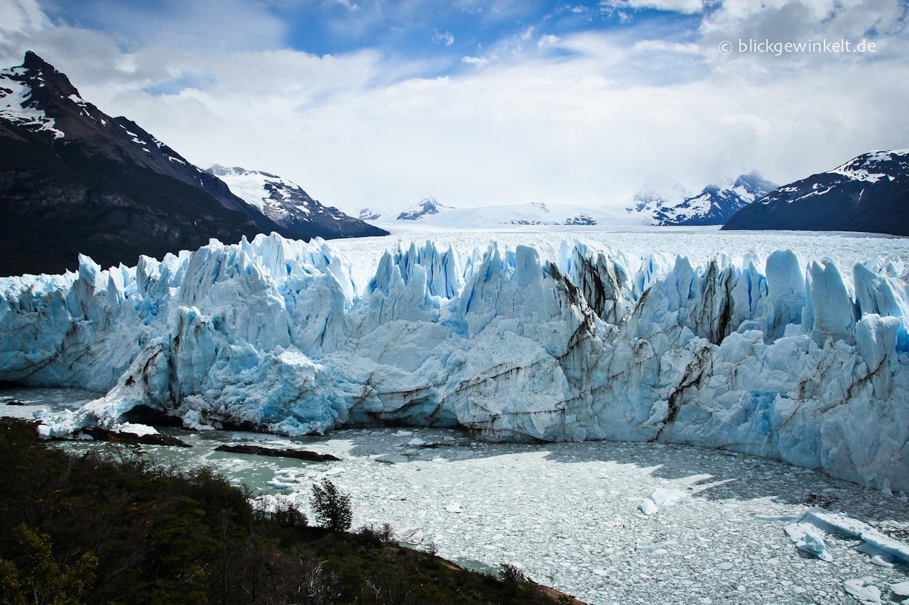 Perito Moreno, El Calafate