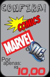 Venda de Quadrinhos