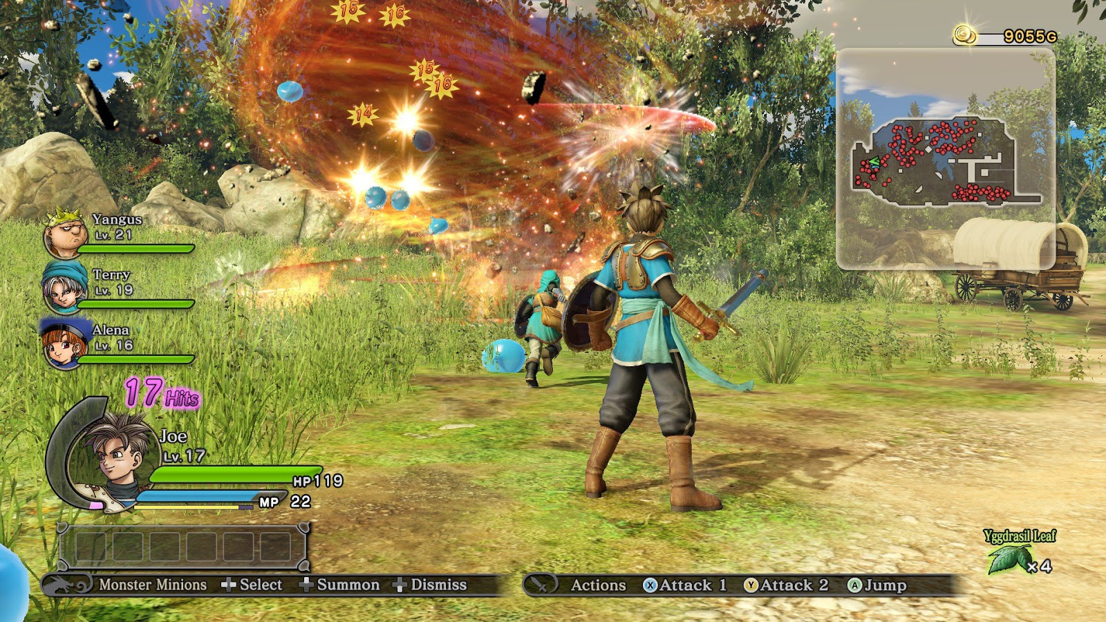 dragon quest heroes digital slime edition