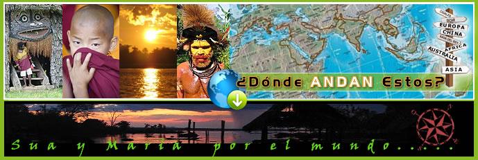DONDE ANDAN ESTOS