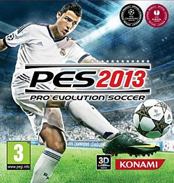 PC game football world famous - Pro Evolution Soccer 2013 ( PES 2013