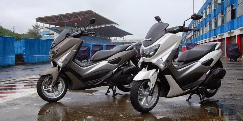 Performa Yamaha NMAX 150 Dengan Blue Core Technology