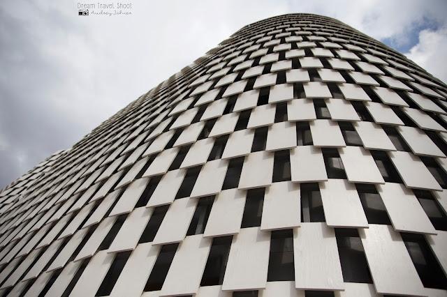 Exposition universelle Milano expo 2015 Pavillon