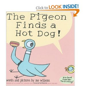The Pigeon Finds A Hot Dog Game