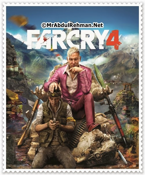 Far Cry 4 PC Game Free Download Full Version