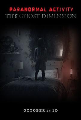 Actividad Paranormal: La Dimensión Fantasma en Español Latino