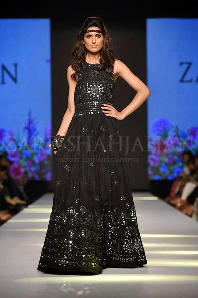 Zara Shahjahan Summer Pret Collection TPFW 2015
