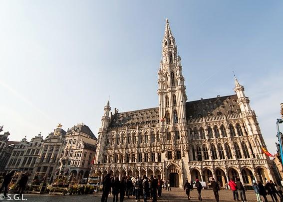 Ciudades de Bélgica