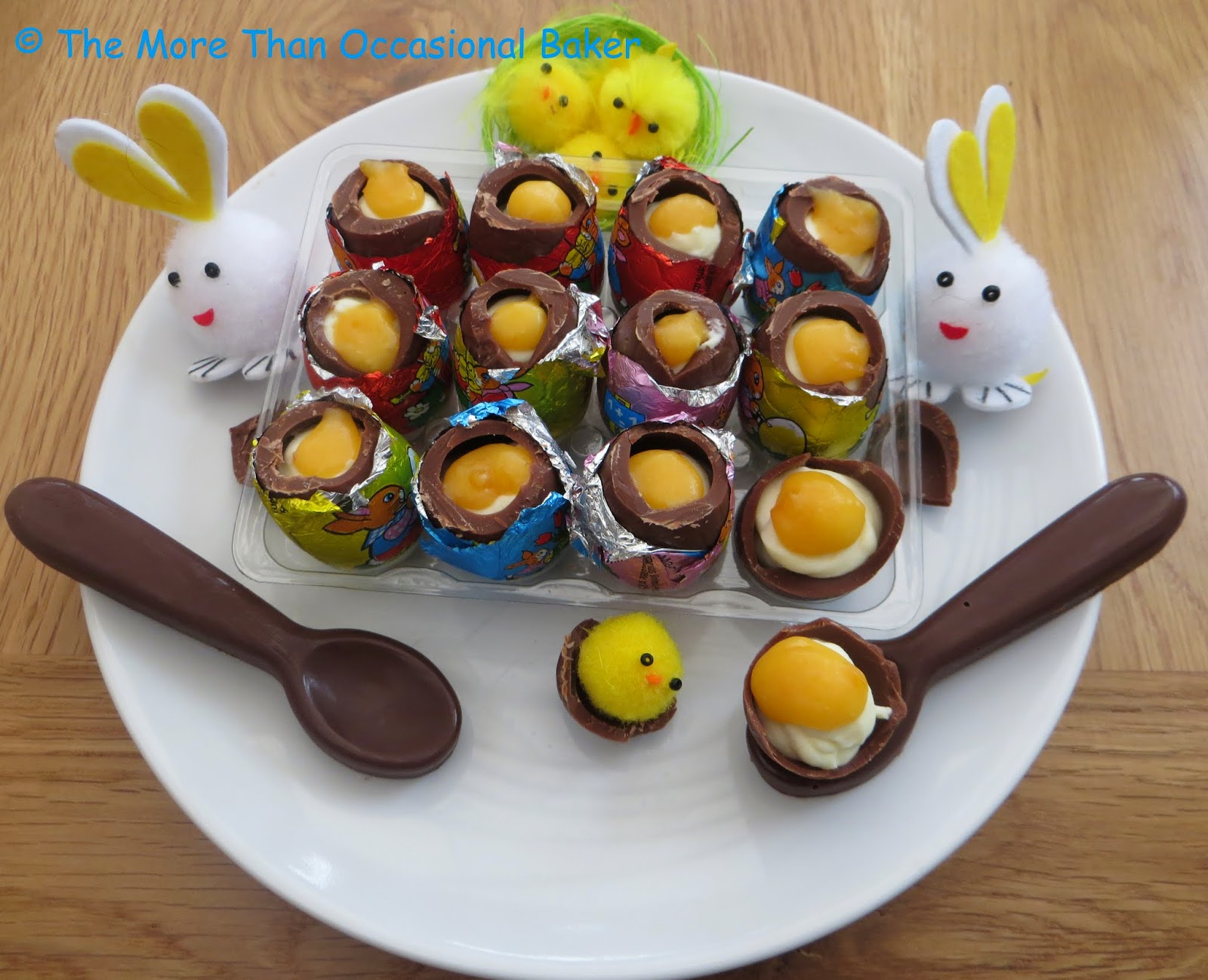 No bake Easter treat