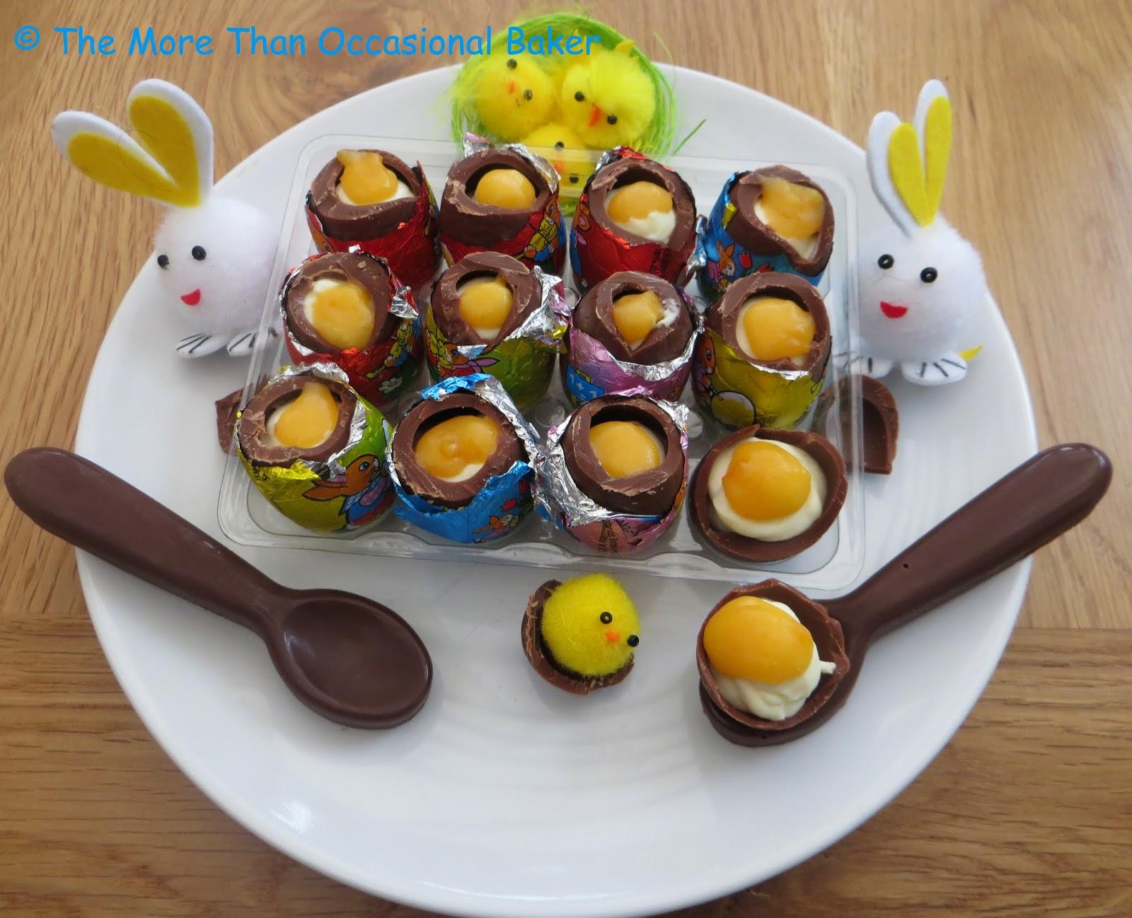 No bake Easter treat