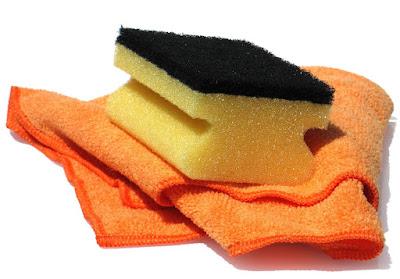 Cara Ampuh Penghilang Bakteri Pada Spons dan kain Pencuci/Lap