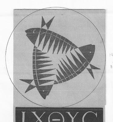 David Saxon Ichthys design