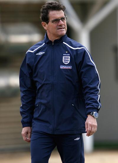 Fabio Capello England Manager 2011