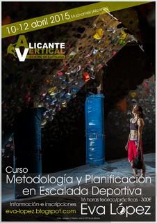Abril: Curso en Alicante