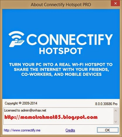 Connectify Hostspot Pro 8 Full Version