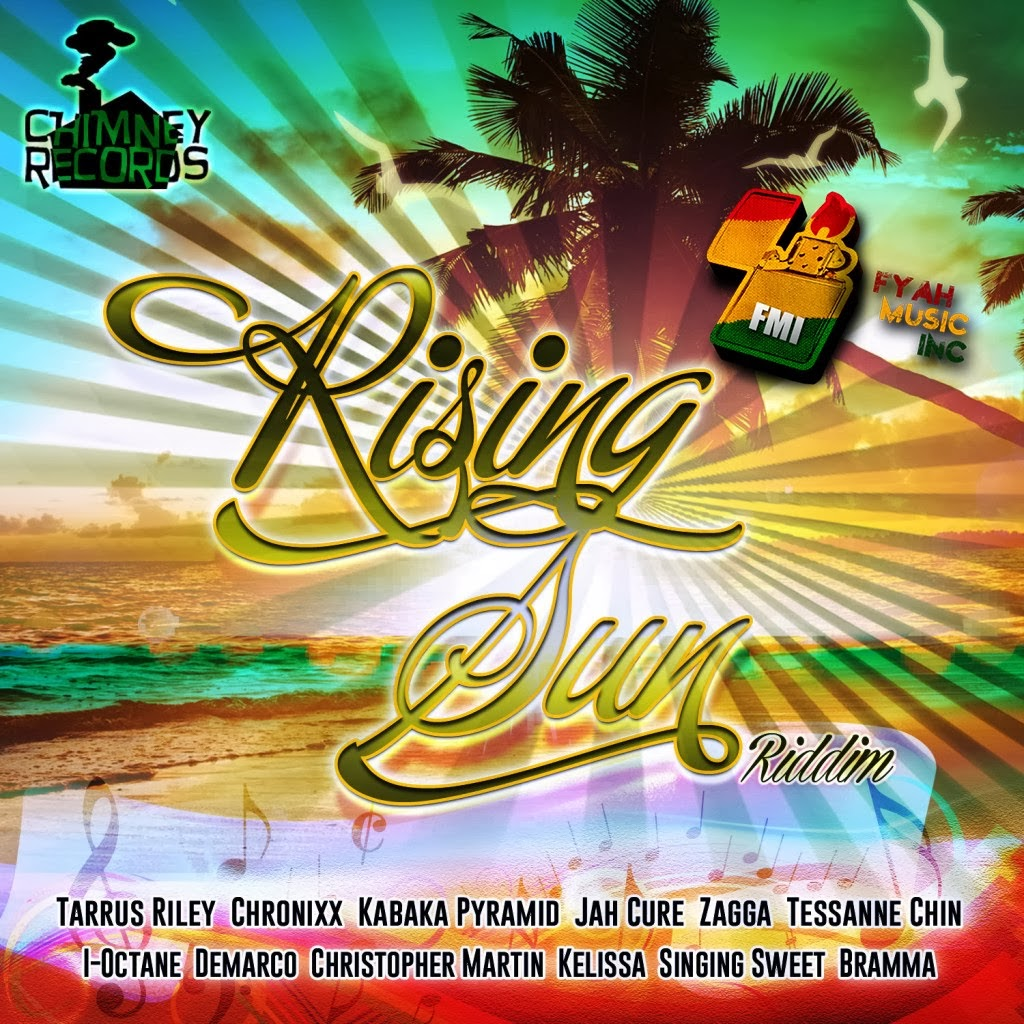 RISING SUN RIDDIM MIX 2013 BY @FYAHMUSIC.mp3