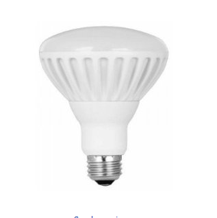 led 17 watt flood light bulb 100 watt equivalent replacement product. Black Bedroom Furniture Sets. Home Design Ideas