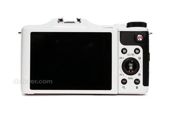 Fotografia del dorso della Kodak