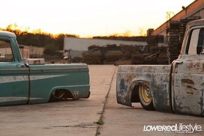 Pickup's Rat Rod