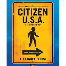 Citizen USA Alexandra Pelosi