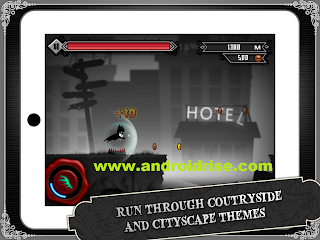 Haunted Night-Running Game Android Game