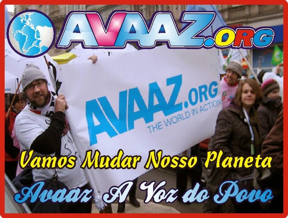 Comunidade Avaaz Vamos Mudar O Mundo
