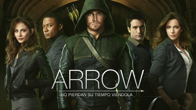 americanistadechiapas serie television Arrow 2012