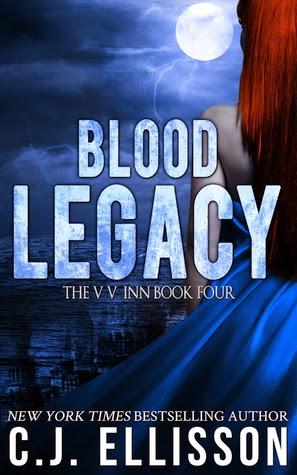 Blood Legacy by C.J. Ellisson