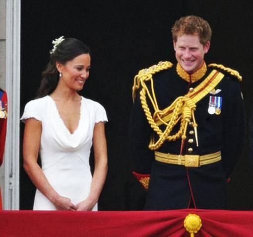 Foto Mesra Panggeran Harry dan Pippa Middleton - FaceLeakz