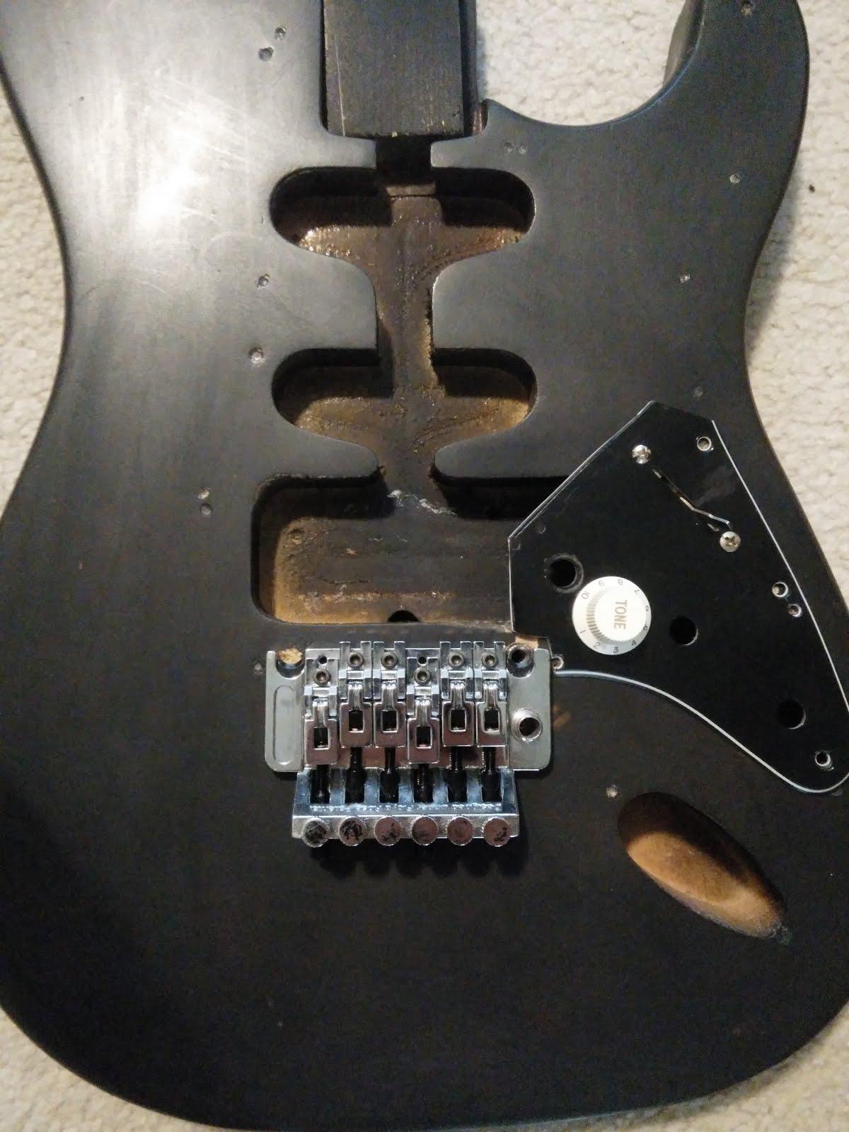Mattwins New Project Guitars